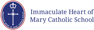 Immaculate Heart of Mary Catholic School Logo