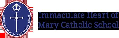 Immaculate Heart of Mary Catholic School Logo